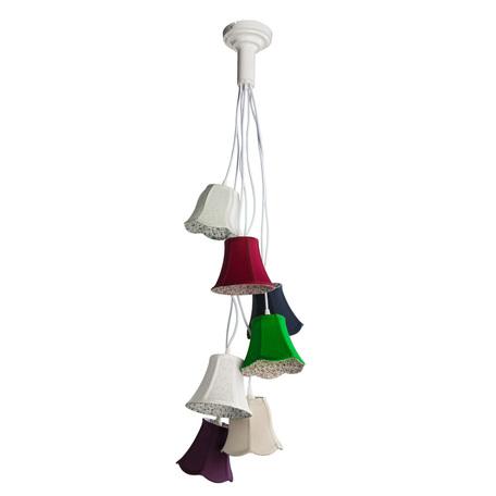 Arte Lamp Kids A9211SP-7WH, 7xE14x40W, разноцветный