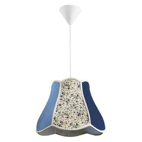 Arte Lamp Kids A9221SP-1WH, 1xE27x40W, разноцветный, фиолетовый