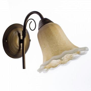 Arte Lamp Mormorio A9361AP-1BR, 1xE27x40W, белый