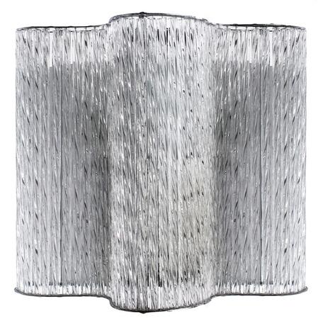 Настенный светильник Arte Lamp Twinkle A8560AP-1CL, 1xE27x40W, хром, прозрачный, металл, стекло