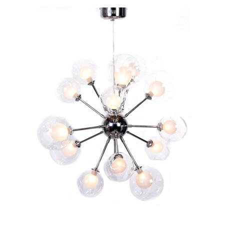 Подвесная люстра Lumina Deco Modus LDP 1171-15, 15xG9x20W