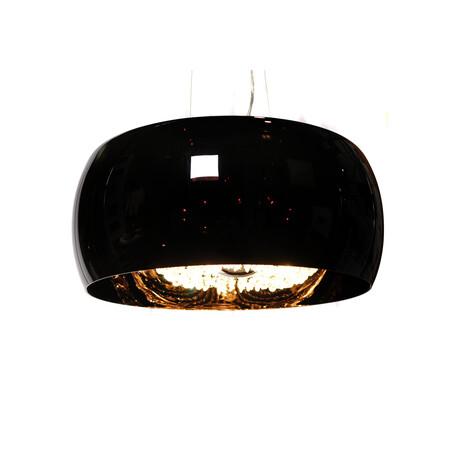 Подвесная люстра Lumina Deco Disposa LDP 7018-500 BK, 10xG4x20W