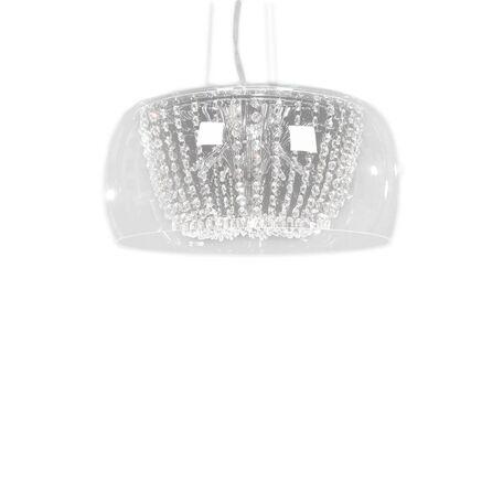Подвесная люстра Lumina Deco Disposa LDP 7018-500 PR, 10xG4x20W