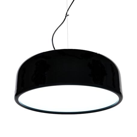 Подвесной светильник Lumina Deco Scudo LDP 8373 BK, 3xE27x40W