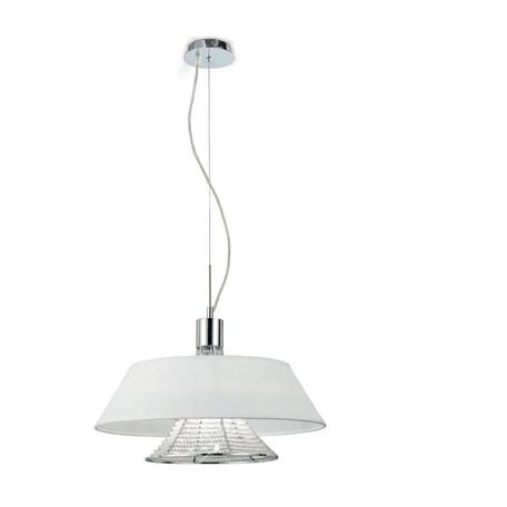 Подвесной светильник Lumina Deco Alvarress LDP 9175-2 WT, 2xG9x40W