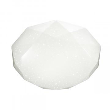 Потолочный светильник Sonex 2012/FL, IP43, белый, металл, пластик