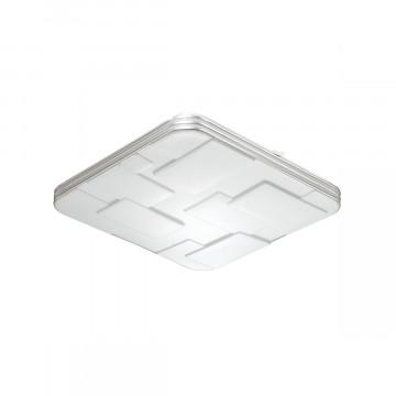 Потолочный светодиодный светильник Sonex Nores 2085/EL, IP43, LED 72W 3000-6000K 5000lm, белый, металл, пластик