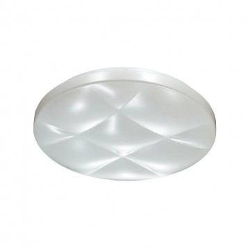 Потолочный светильник Sonex 2087/DL, IP43, белый, металл, пластик