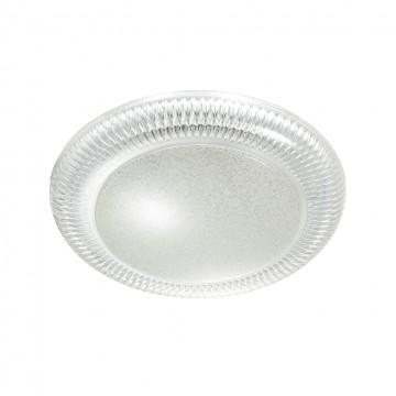 Потолочный светильник Sonex 2092/DL, IP43, белый, матовый, металл, пластик