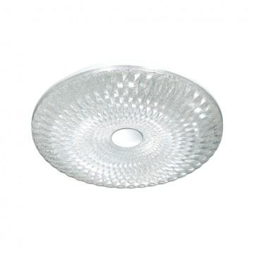 Потолочный светильник Sonex 2094/DL, IP43, белый, матовый, металл, пластик