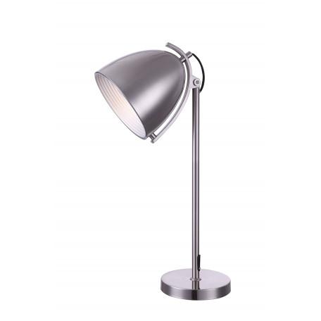 Настольная лампа Globo Jackson 15130T, 1xE27x60W, металл