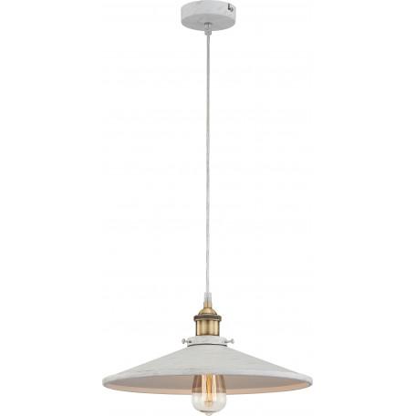 Подвесной светильник Globo Knud 15061, 1xE27x60W, металл