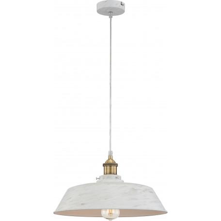 Подвесной светильник Globo Knud 15068, 1xE27x60W, металл