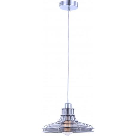 Подвесной светильник Globo Donna 15147, 1xE27x60W, металл, стекло