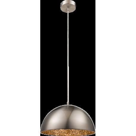Подвесной светильник Globo Okko 15166N, 1xE27x60W, металл