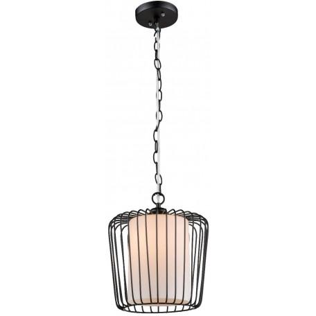 Подвесной светильник Globo Stacy 15271, 1xE27x60W, металл, стекло