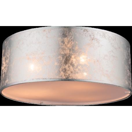 Потолочный светильник Globo Amy I 15188D, 3xE14x40W, металл, текстиль