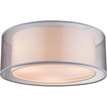 Потолочный светильник Globo Theo 15190D, 3xE14x40W, металл, текстиль