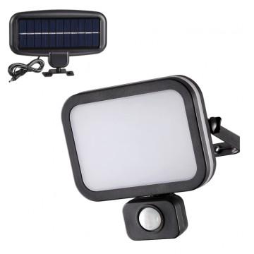 Светодиодный прожектор Novotech Solar 358020, IP54 6000K (холодный), черный, пластик