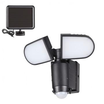 Светодиодный прожектор Novotech Solar 358018, IP54, LED 14,4W 6000K 500lm, черный, пластик