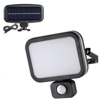 Светодиодный прожектор Novotech Solar 358020, IP54, LED 12,4W 6000K 500lm, черный, пластик