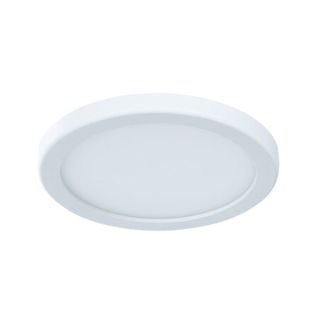 Встраиваемая светодиодная панель Arte Lamp Instyle Mesura A7971PL-1WH, LED 6W 4000K 300lm CRI≥70, белый, металл с пластиком