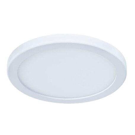 Встраиваемая светодиодная панель Arte Lamp Instyle Mesura A7972PL-1WH, LED 9W 4000K 500lm CRI≥70, белый, металл с пластиком