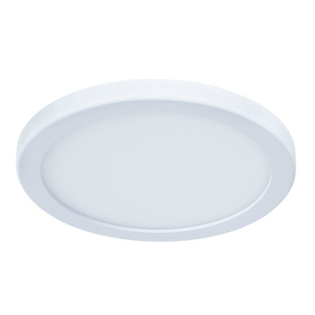 Светодиодная панель Arte Lamp Instyle Mesura A7973PL-1WH, LED 9W 6500K 500lm CRI≥70, белый, металл с пластиком