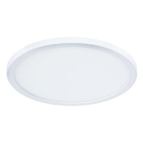 Встраиваемая светодиодная панель Arte Lamp Instyle Mesura A7974PL-1WH, LED 14W 4000K 1000lm CRI≥70, белый, металл с пластиком