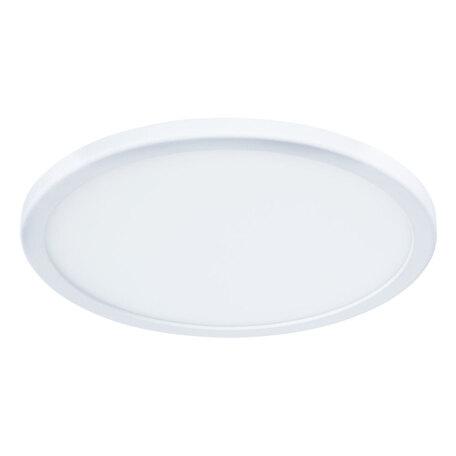 Светодиодная панель Arte Lamp Instyle Mesura A7975PL-1WH, LED 14W 6500K 1000lm CRI≥70, белый, металл с пластиком