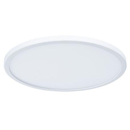 Встраиваемая светодиодная панель Arte Lamp Instyle Mesura A7976PL-1WH, LED 20W 4000K 1400lm CRI≥70, белый, металл с пластиком