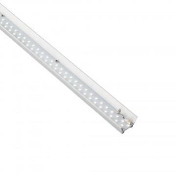Led-модуль Ideal Lux FLUO MODULO STRIP LED 13W 3000K 48V 198705, LED 13W 3000K (теплый), белый