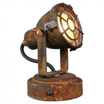 Потолочный светильник с регулировкой направления света Lussole Loft Rockville LSP-9802