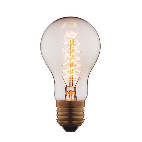 Лампа накаливания Loft It Edison Bulb 1003 груша E27 40W 220V, гарантия нет гарантии