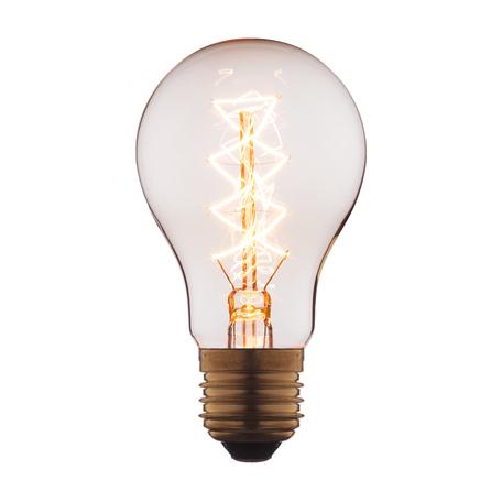 Лампа накаливания Loft It Edison Bulb 1003-C груша E27 40W 220V, гарантия нет гарантии