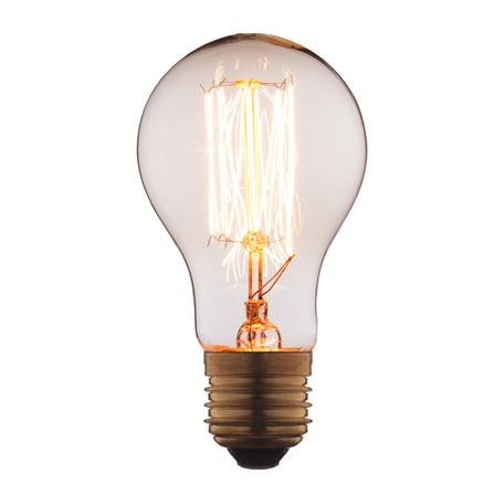 Лампа накаливания Loft It Edison Bulb 1003-T груша E27 40W 220V, гарантия нет гарантии