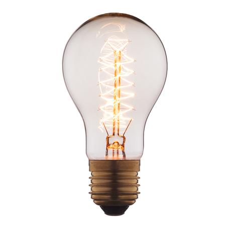 Лампа накаливания Loft It Edison Bulb 1004 груша E27 60W 220V, гарантия нет гарантии