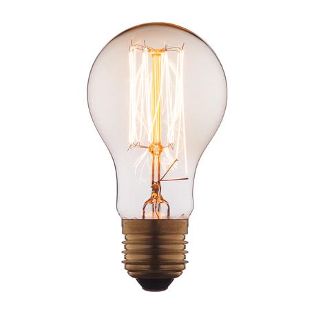 Лампа накаливания Loft It Edison Bulb 1004-T груша E27 60W 220V, гарантия нет гарантии