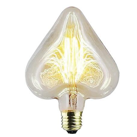 Лампа накаливания Loft It Edison Bulb 2740-H сердце E27 40W 220V, гарантия нет гарантии