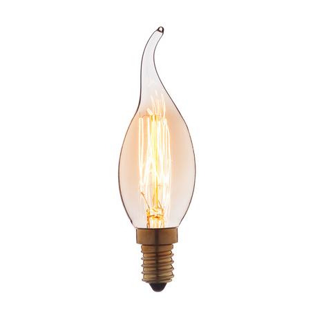 Лампа накаливания Loft It 3540-GL E14 40W 220V, диммируемая