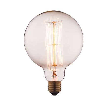 Лампа накаливания Loft It Edison Bulb G12540 шар малый E27 40W 220V, гарантия нет гарантии