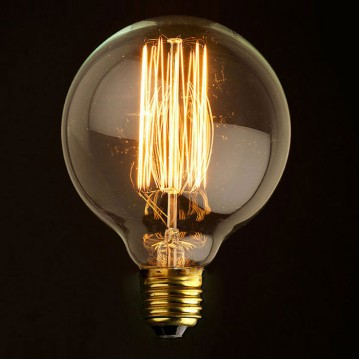 Лампа накаливания Loft It G8060, гарантия нет гарантии