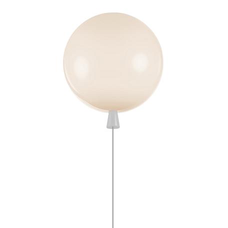 Настенный светильник Loft It Memory 5055W/S white, 1xE27x13W, белый, пластик