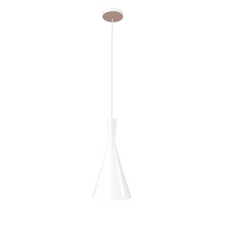 Подвесной светильник Loft It Beat LOFT1844/A, 1xE27x60W, белый, металл