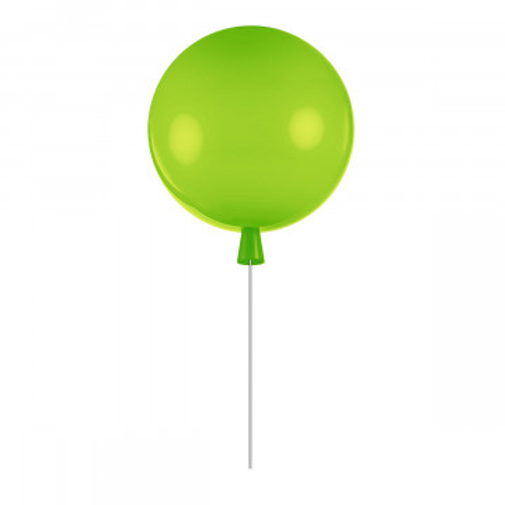 Потолочный светильник Loft It Memory 5055C/L green, 1xE27x13W, зеленый, пластик