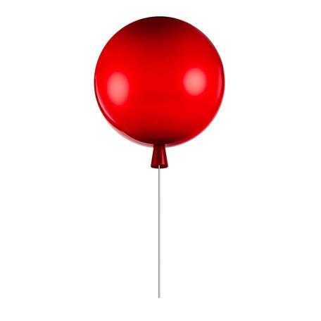 Потолочный светильник Loft It Memory 5055C/L red, 1xE27x13W, красный, пластик