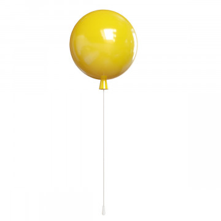 Потолочный светильник Loft It Memory 5055C/L yellow, 1xE27x13W, желтый, пластик