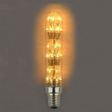 Светодиодная лампа Loft It Edison Bulb T1030LED цилиндр E27 2W 220V, гарантия 1 год