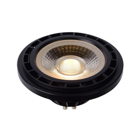 Светодиодная лампа Lucide 49041/12/30 XX111 GU10 12W, 2200-3000K (теплый) CRI95 230V, диммируемая, гарантия 30 дней