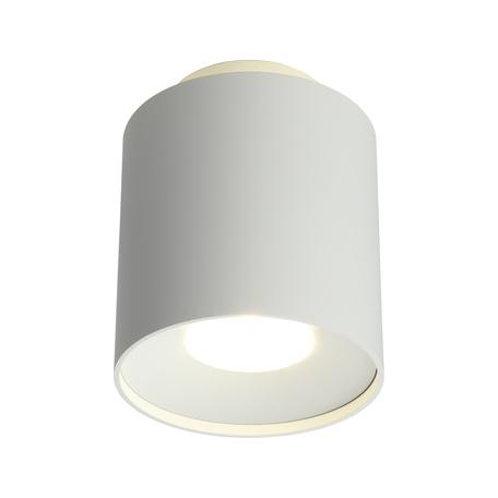 Светодиодный светильник Omnilux Torino OML-100309-16, LED 16W 4000K 880lm, белый, металл